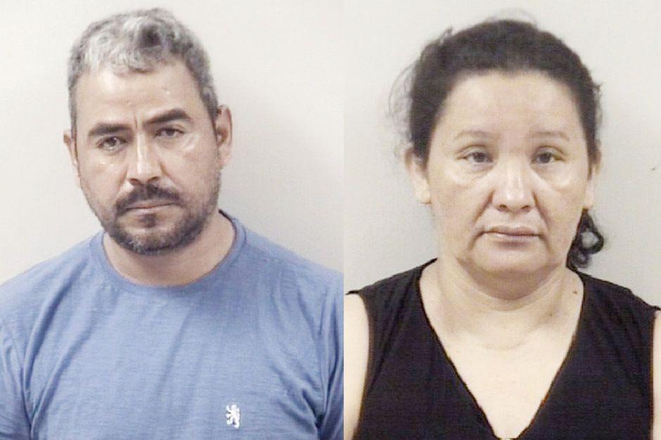 Cae en redada pareja que usaba a su hijo para vender drogas