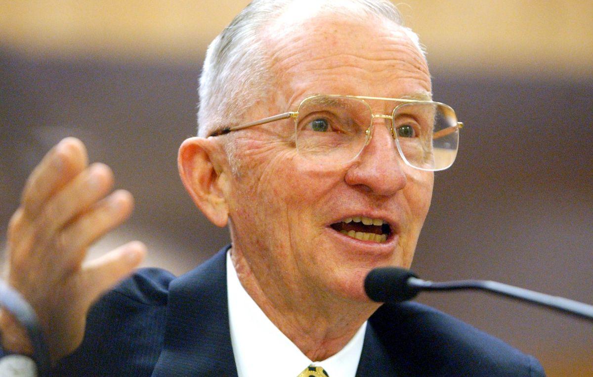 Muere el multimillonario Ross Perot, quien en dos ocasiones quiso ser presidente