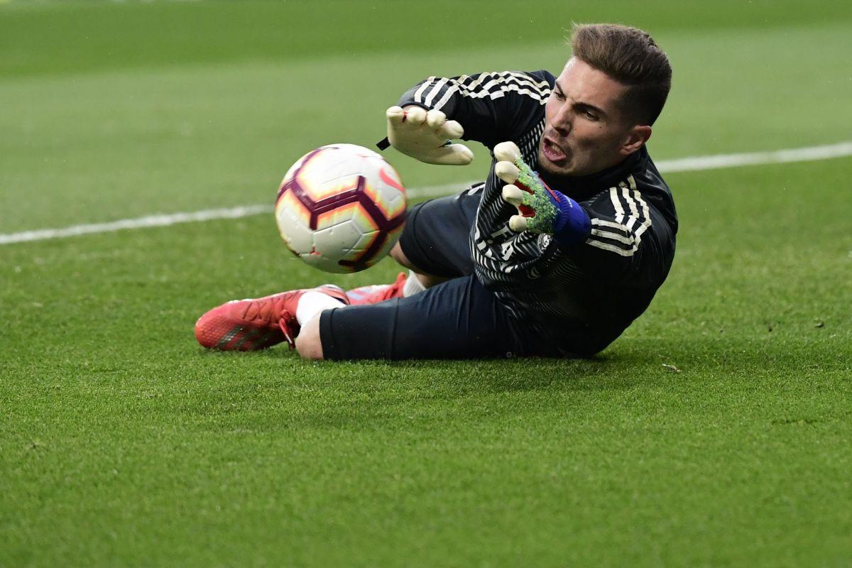 El hijo de Zidane saldrá del Real Madrid, ya tiene sustituto