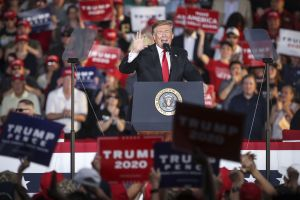 Los seguidores de Trump que pueden ayudar a su reelección