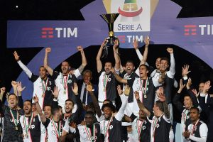 Nadie ficha como la Juventus
