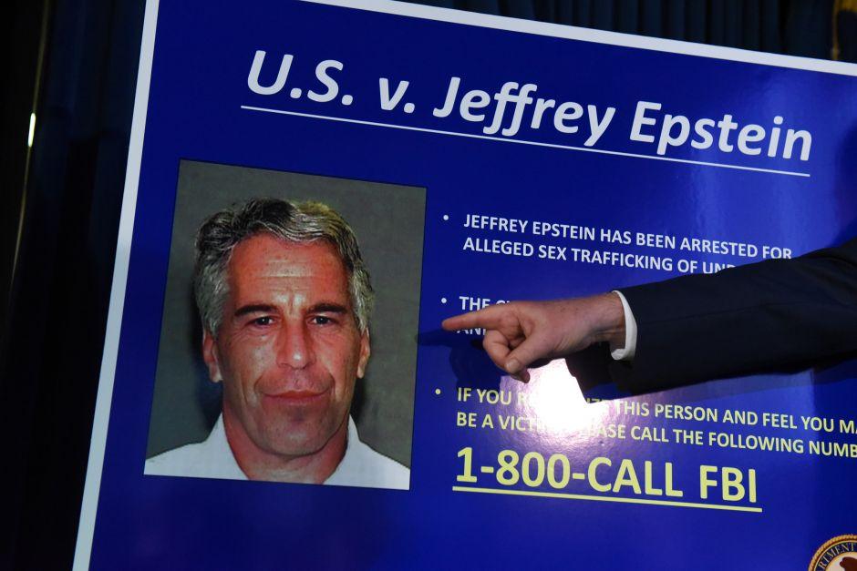 "Jeffrey Epstein se declara ""no culpable"" por cargos de tráfico sexual"