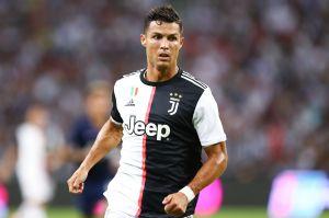 Cristiano Ronaldo se pone violento con la seguridad del estadio