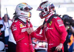 Tremendo error le cuesta el podio a Ferrari en GP de Austria