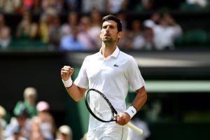 El campeón sigue vivo en Wimbledon