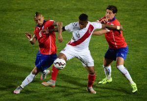 Las claves del Chile vs Perú en Copa Amércia