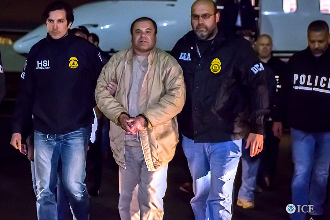 """Abogado de """"El Chapo"""" escribe a Trump: """"Lo ha mantenido ilegalmente preso"""""""