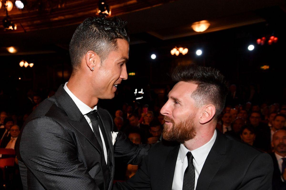 Cristiano Ronaldo y Lionel Messi están nominados al Premio The Best 2019