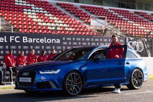 No más AUDIs gratis para Messi y el FC Barcelona