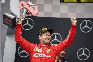 El Rey del Caos: Max Verstappen se coronó en el GP de Alemania