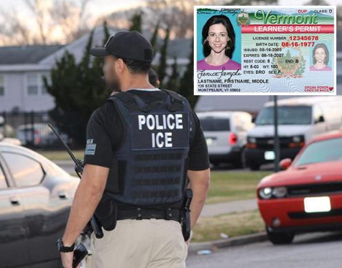 Alertan que ICE tiene acceso a datos de licencias para inmigrantes