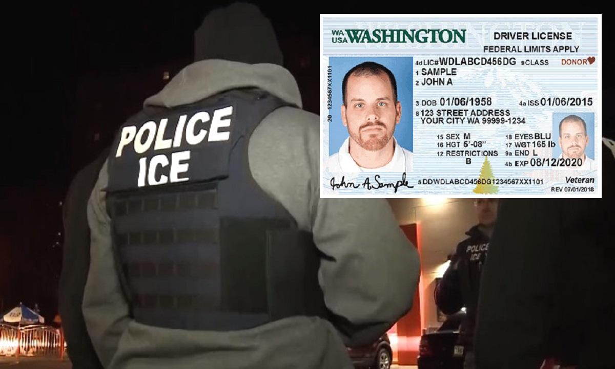 """ICE encuentra forma de acceder a información estatal de inmigrantes a pesar de """"leyes santuario"""""""