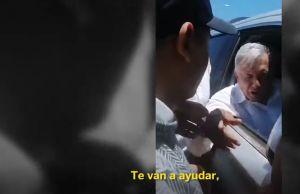 Joven amenazado desaparece 5 días después de que AMLO le prometiera ayuda