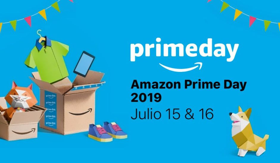 Amazon Prime Day 2019: Los mejores descuentos, ofertas y todos los detalles de este evento aquí