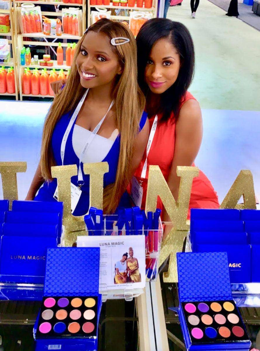 El reguetón inspira la marca de maquillaje de dos dominicanas