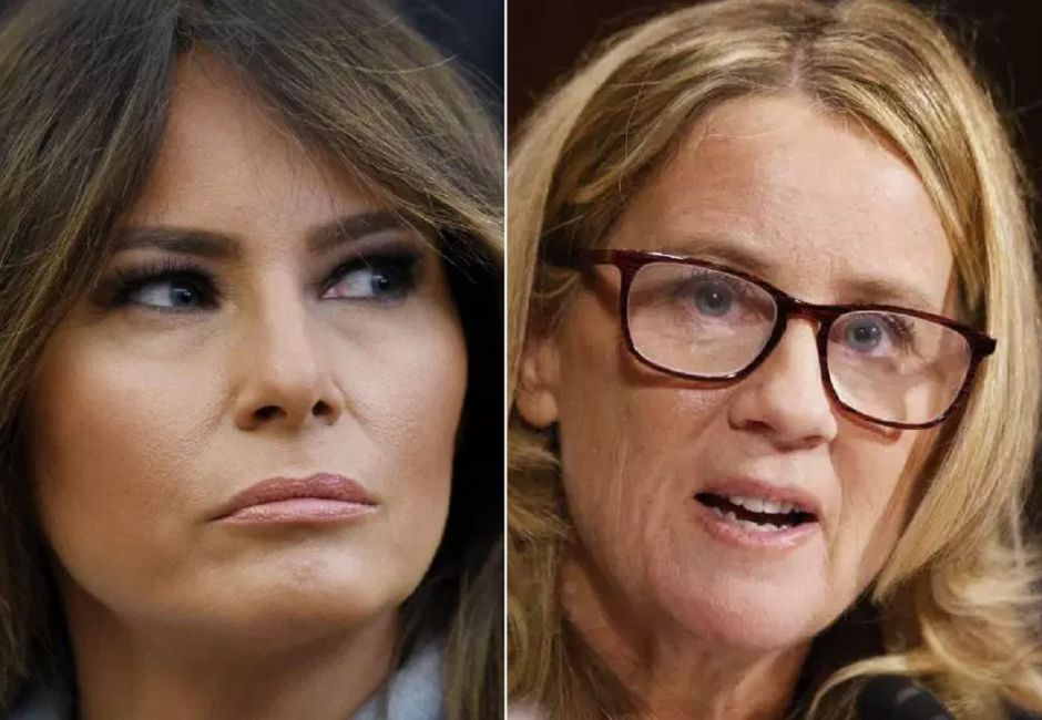 ¿A quién calificó de mentirosa Melania Trump?