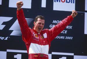 Por fin alguien habló sobre la salud de Michael Schumacher