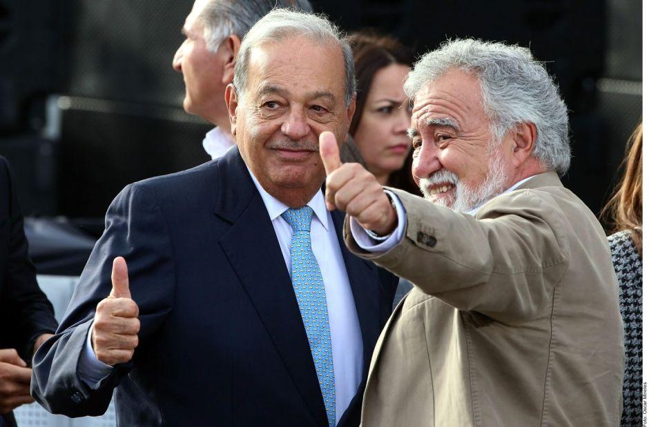"""Carlos Slim afirma que a México """"le urge todo, seguridad, desarrollo y empleo"""""""