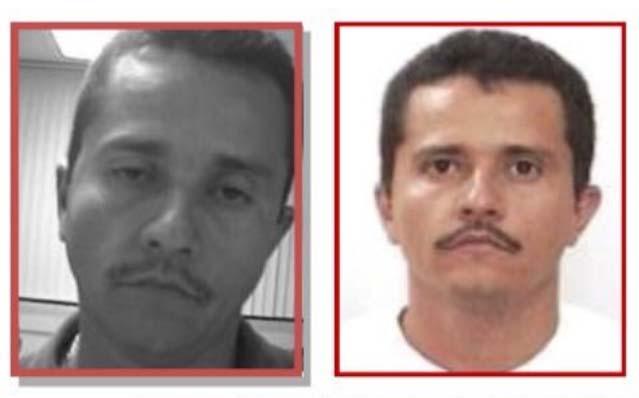 """Nemesio Oseguera Cervantes, alias """"El Mencho"""", líder del Cartel Jalisco Nueva Generación (CJNG)."""