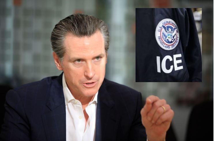 """Gobernador de California envía mensaje a inmigrantes ante """"temor"""" y """"ansiedad"""" por redadas de ICE"""