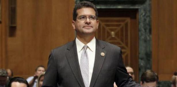 Gobernador de Puerto Rico, Ricardo Rosselló, nombra a Pedro Pierluisi como su sucesor