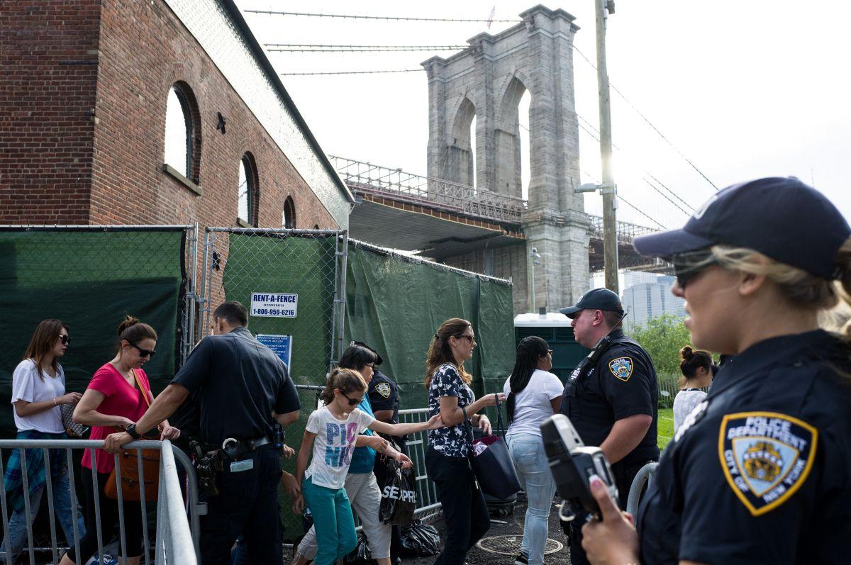 Hasta drones usará el NYPD para garantizar la seguridad el 4 de Julio
