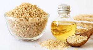 Receta de arroz integral con pera y nueces, alto en fibra