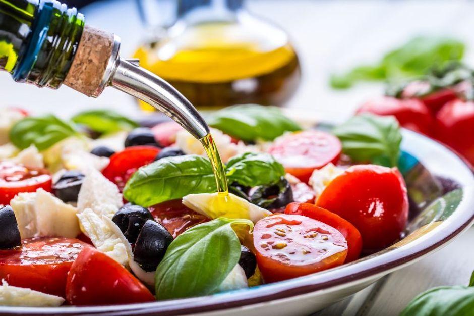 La mejor alimentación para la salud cardiovascular, la dieta Mediterránea