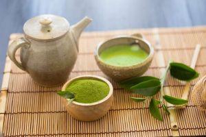 El poder del té matcha, el mejor secreto para desinflamar el abdomen y perder peso