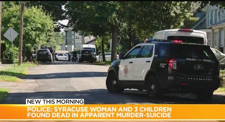Hallaron 3 niños y una mujer adulta envenenados dentro de auto alquilado en Nueva York