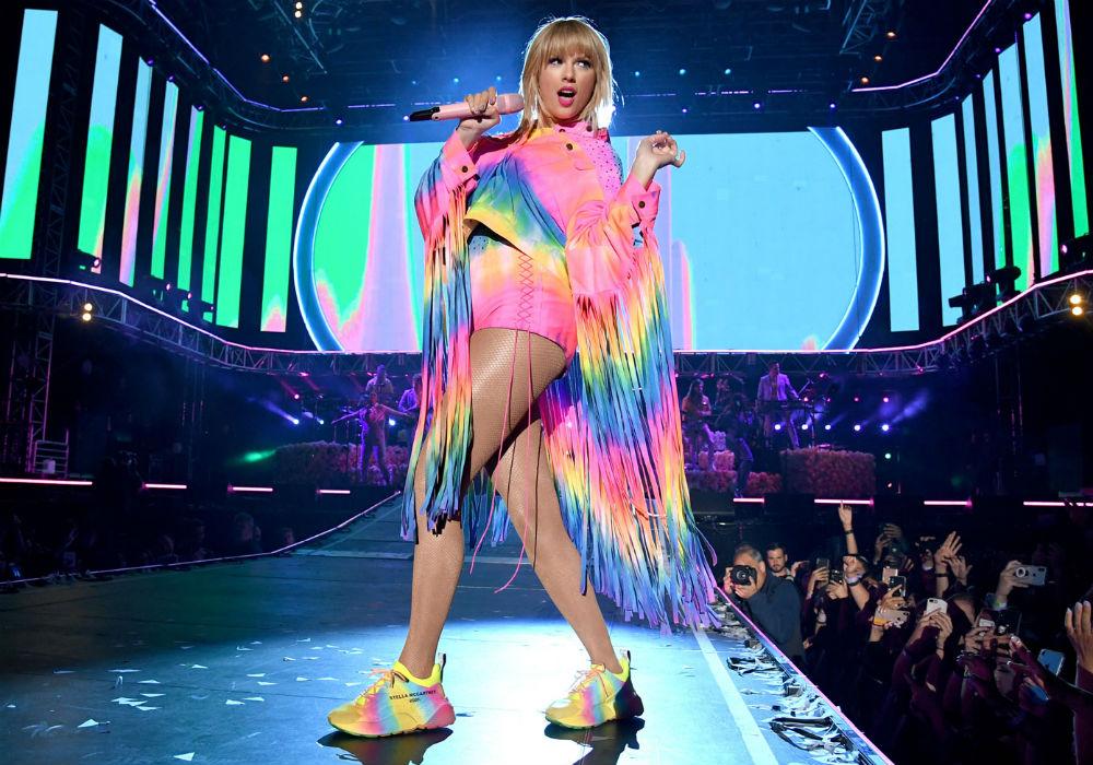 Taylor Swift se presentará en vivo, en Amazon Prime Video