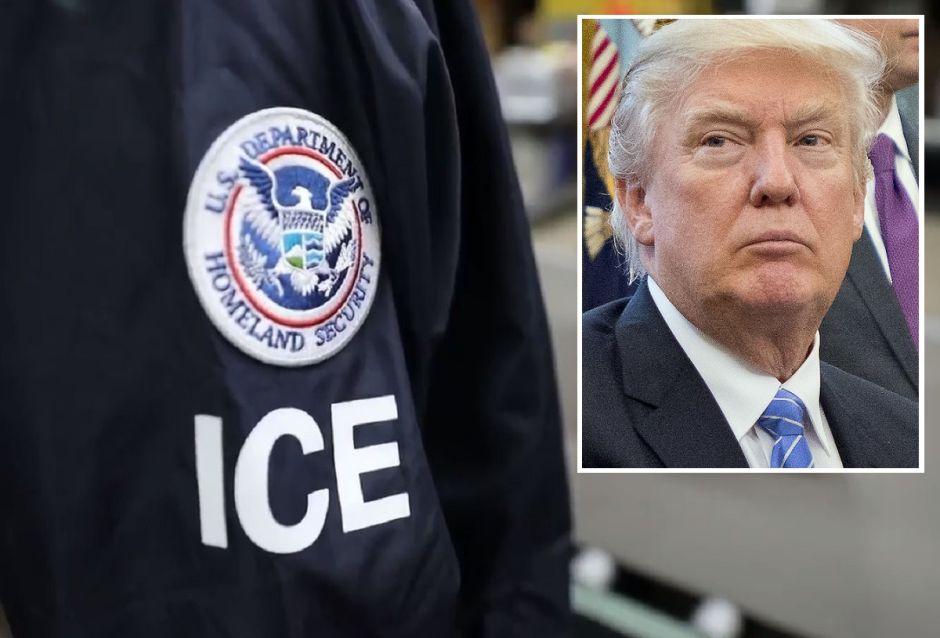 Trump confirma que ICE hará grandes redadas después del 4 de julio