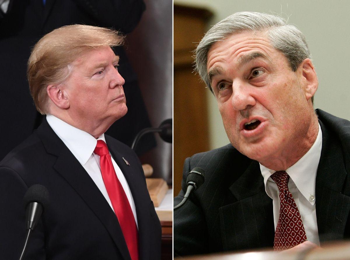 ¿Qué personaje que acompaña a Robert Mueller enfureció a Trump?