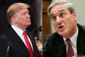 """Reporte: Trump pudo ser acusado de obstrucción de la justicia, pero a Mueller """"le tembló la mano"""""""