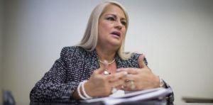 Gobernadora de Puerto Rico tras salida de Rosselló se defiende de cuestionamientos a su gestión