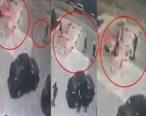 VIDEO: Así le dispararon a líder huachicolero antes de detenerlo