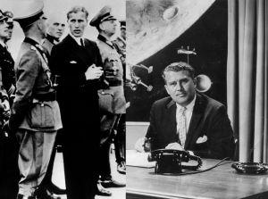 Wernher von Braun: el exnazi que ayudó al hombre a llegar a la Luna