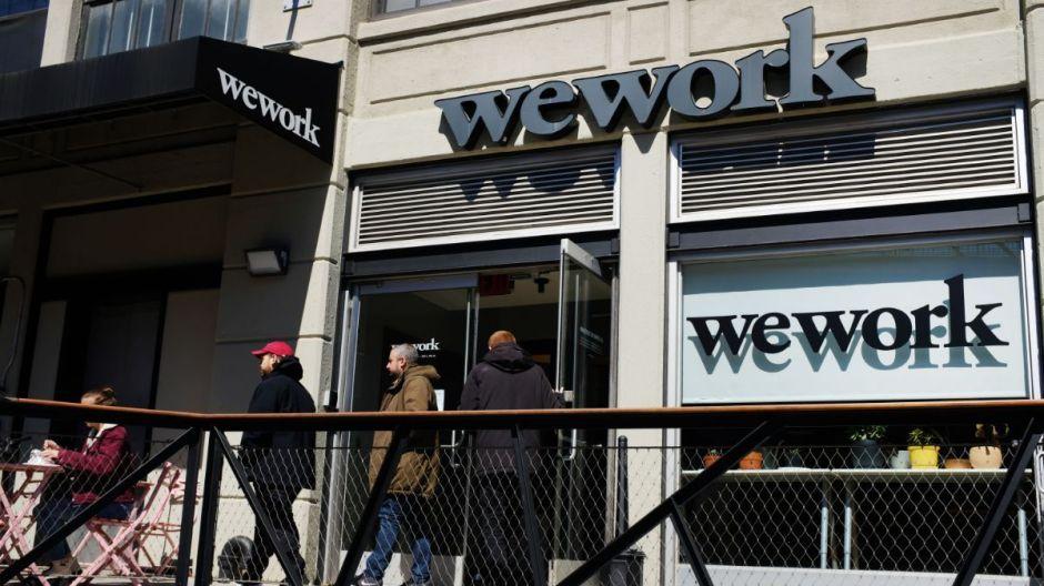 WeWork despide al 19% de su plantilla
