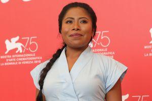 Yalitza Aparicio enamoró a todos con impresionante atuendo tradicional mexicano