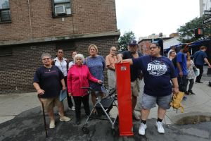 Inquilinos de Fulton Houses están listos para batallar contra demolición de edificios
