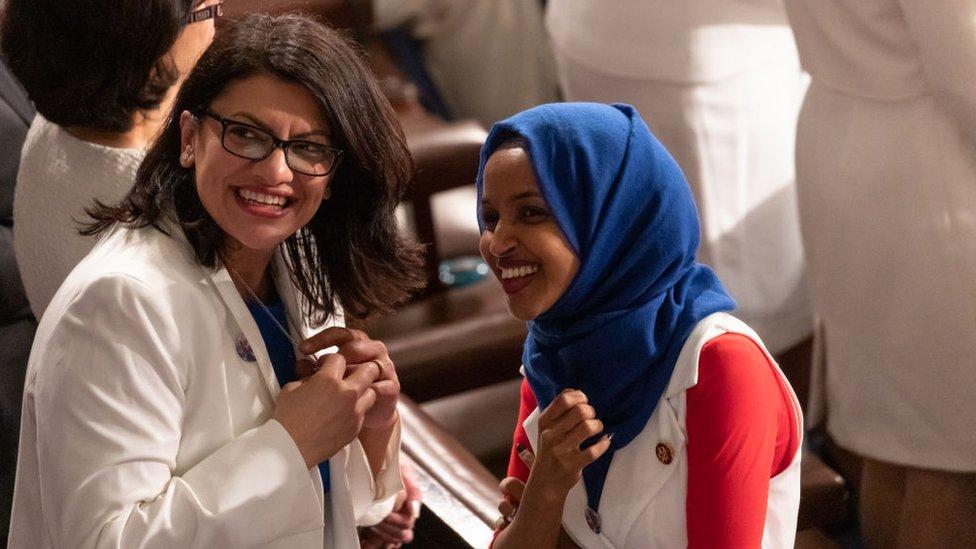 Rashida Tlaib e Ilhan Omar: por qué Israel veta la visita de las dos congresistas musulmanas como pidió Trump