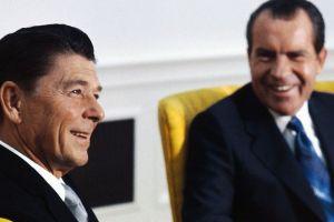 Los comentarios racistas de Ronald Reagan en una conversación con Richard Nixon