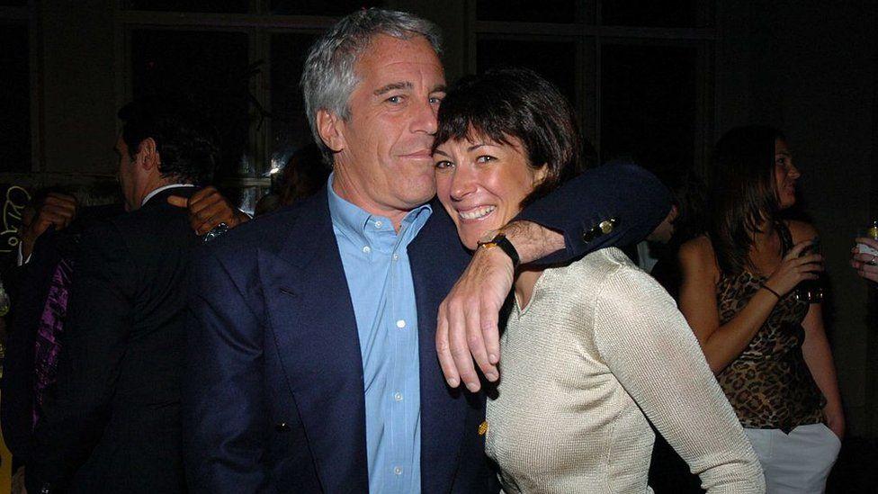 "Epstein consideraba a Maxwell su ""mejor amiga""."