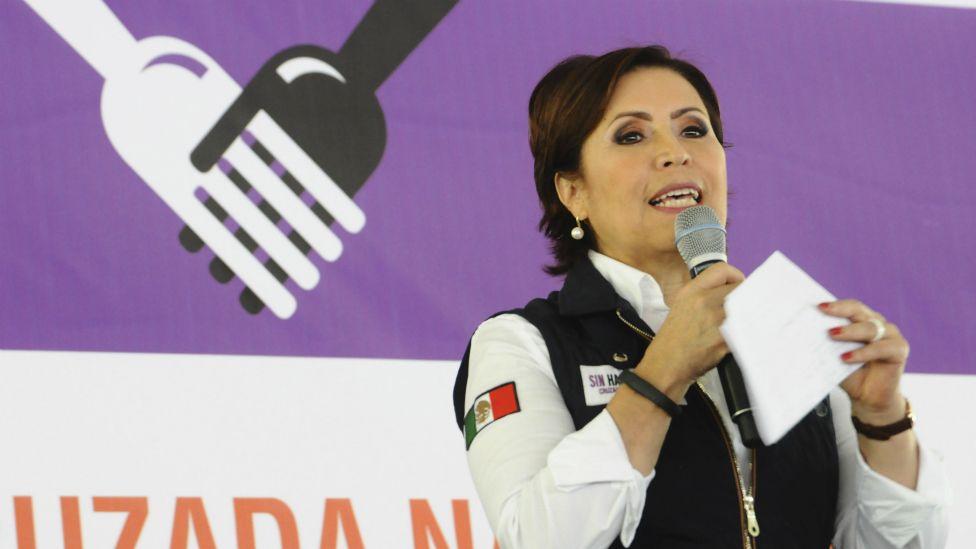 Rosario Robles es la exfuncionaria de más alto nivel encarcelada por la Estafa Maestra.