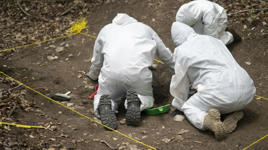 """El """"campo de exterminio"""" donde Los Zetas desaparecieron a cientos de personas en Tamaulipas"""