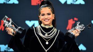 Rosalía consigue nominaciones a los MTV EMA 2019