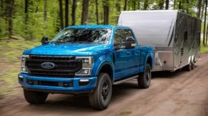 Conoce a Godzilla, el motor más poderoso que Ford ha construido hasta el momento para sus trucks