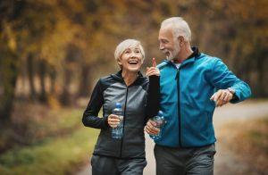 Una hora de ejercicio físico por semana puede evitar la invalidez al envejecer