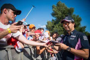 """Confían en él: """"Checo"""" Pérez ya tiene acuerdo para renovar con Racing Point en Fórmula 1"""