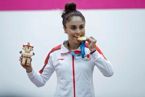 ¡Histórica! Paola Longoria se convirtió en la atleta mexicana más ganadora en Juegos Panamericanos